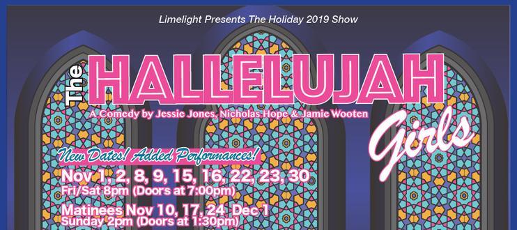 Image result for Limelight Theatre Hallelujah Girls