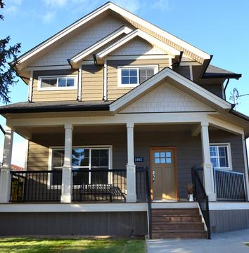 Watermark Custom Homes - Kamloops 7th Avenue