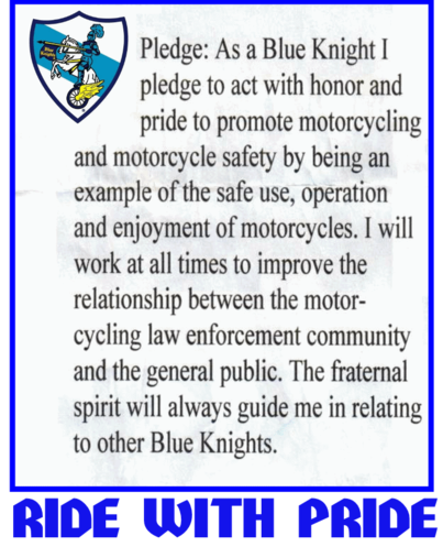 Blue Knights Law Enforcement Motorcycle Club Wood River Illinois