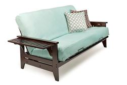 woodmetal futon frame collection by anchor furniture - Metal Futon Frame