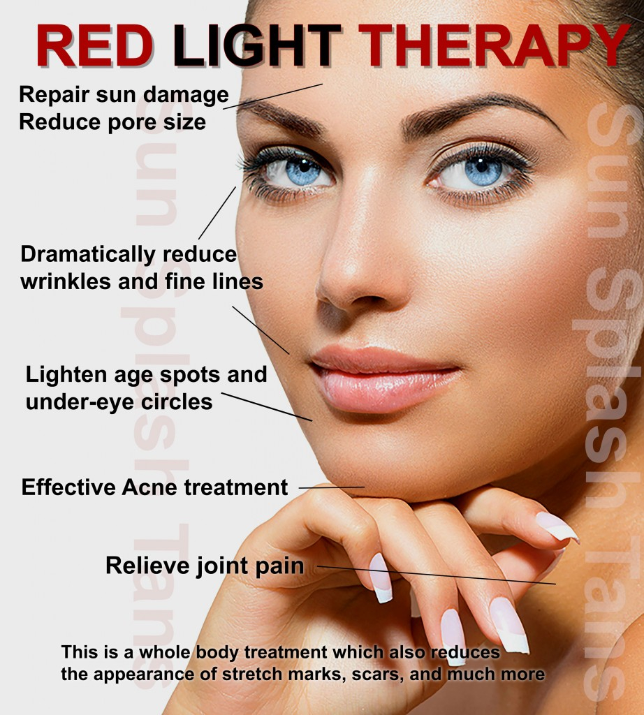 light wrinkles pigmentation acne therapy and lighting red for benefits more