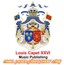 Louis Capet XXVI Laser Shows + Music Publishing