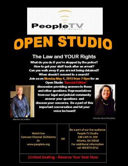 People TV Open Studio