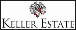 Click this logo to visit the website of Keller Estate Winery - Petaluma, CA