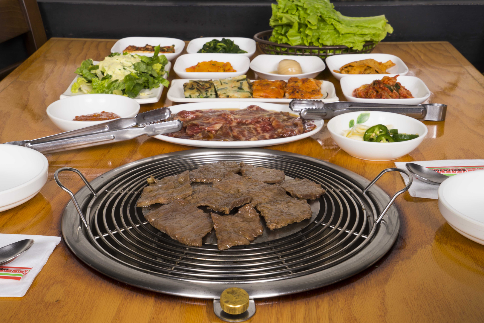 Hero Korean Steak House - Home