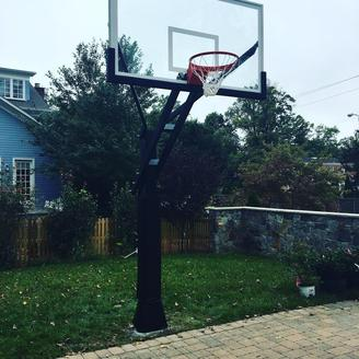 Best In-Ground Basketball Hoop Assembly Basketball Goal Installer Service and Cost in Lincoln NE – Lincoln LNK Handyman Services