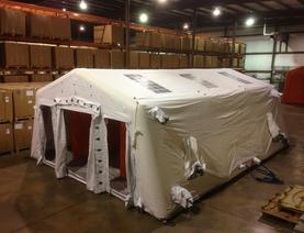 Decontamination Shelters