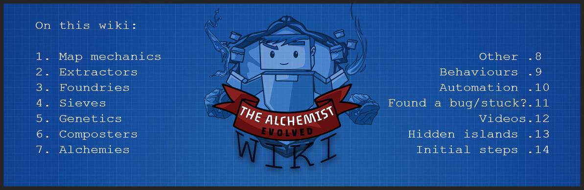 The Alchemist Evolved Theredengineer