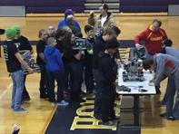 Grain Valley Middle School Robotics