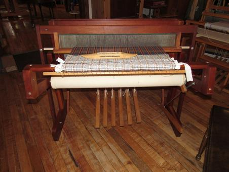 Used Newcomb Studio 4 Shaft Loom for sale