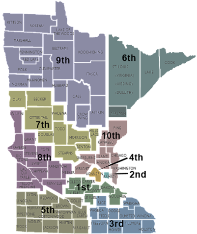 Minnesota's Courts