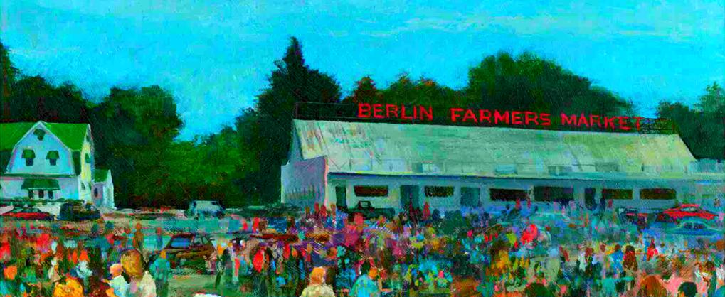 Berlin Farmer's Market