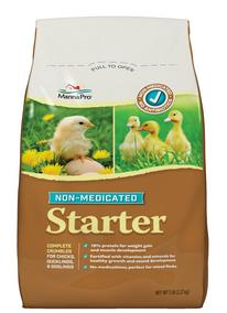 Non-Medicated Chick Starter in 5 pound bags