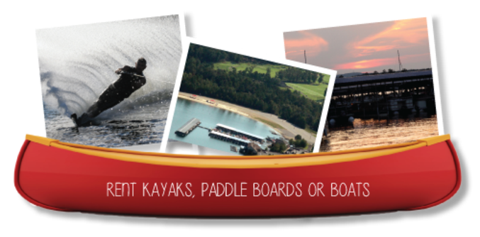 Hot Springs Village Adventures - Rent a Kayak, Paddle Boards or Boat