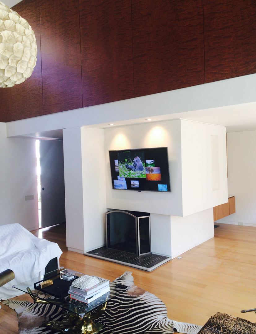 TV Mounting And Installation | Los Angeles Teams
