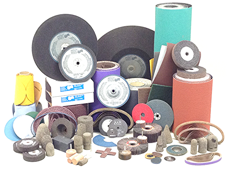 Abrasives & Allied Products, inc - Sanding And Grinding ...