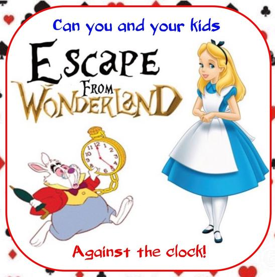 Kids Escape Room