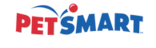 Red and Blue logo that reads Pet Smart