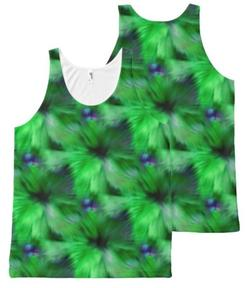 All Over Print Tank Tops