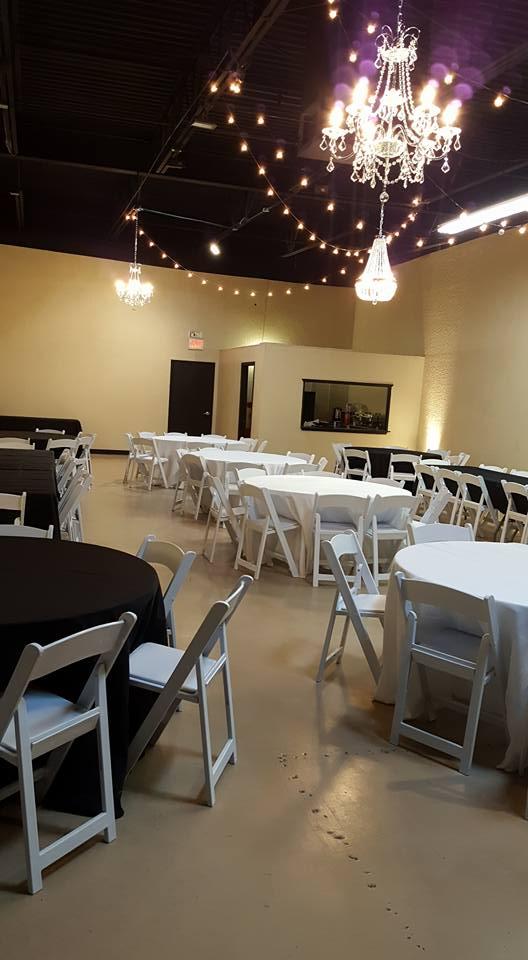 Studio 7 Events Design Party Hall