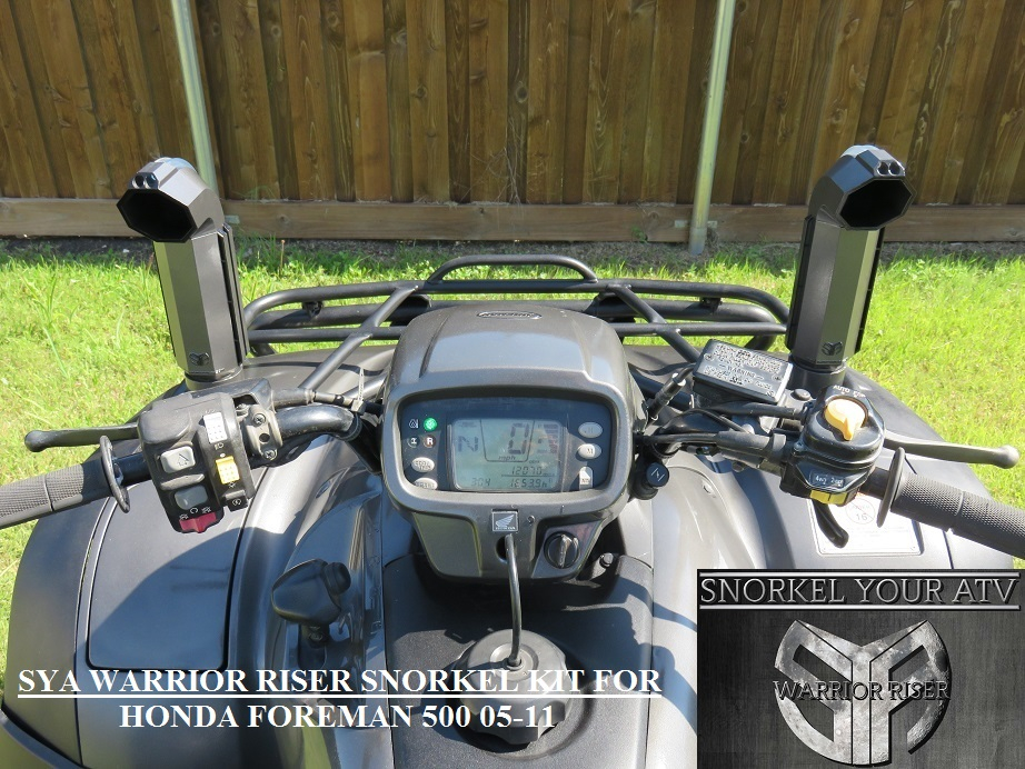 Honda Snorkel kits