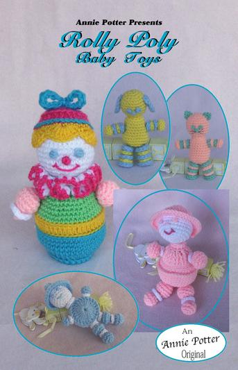 Crochet Baby Toy patterns