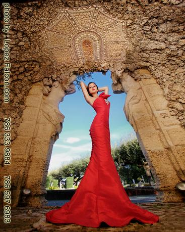 quinces photography quinceanera red dress dresses miami