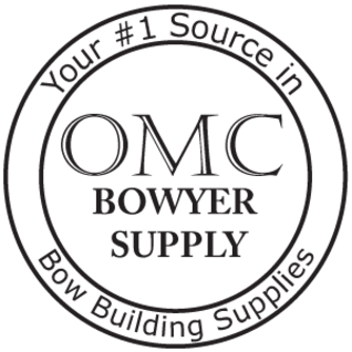 Buy OMC Bowyer Supplies here!