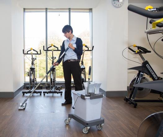 Best Commercial Cleaning For Fitness Centers in Las Vegas NV MGM Household Services