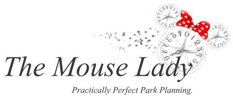 The Mouse Lady- Practically Perfect park Planner
