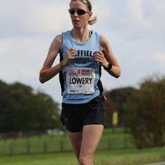 Sarah Lowry run lactate test sucess