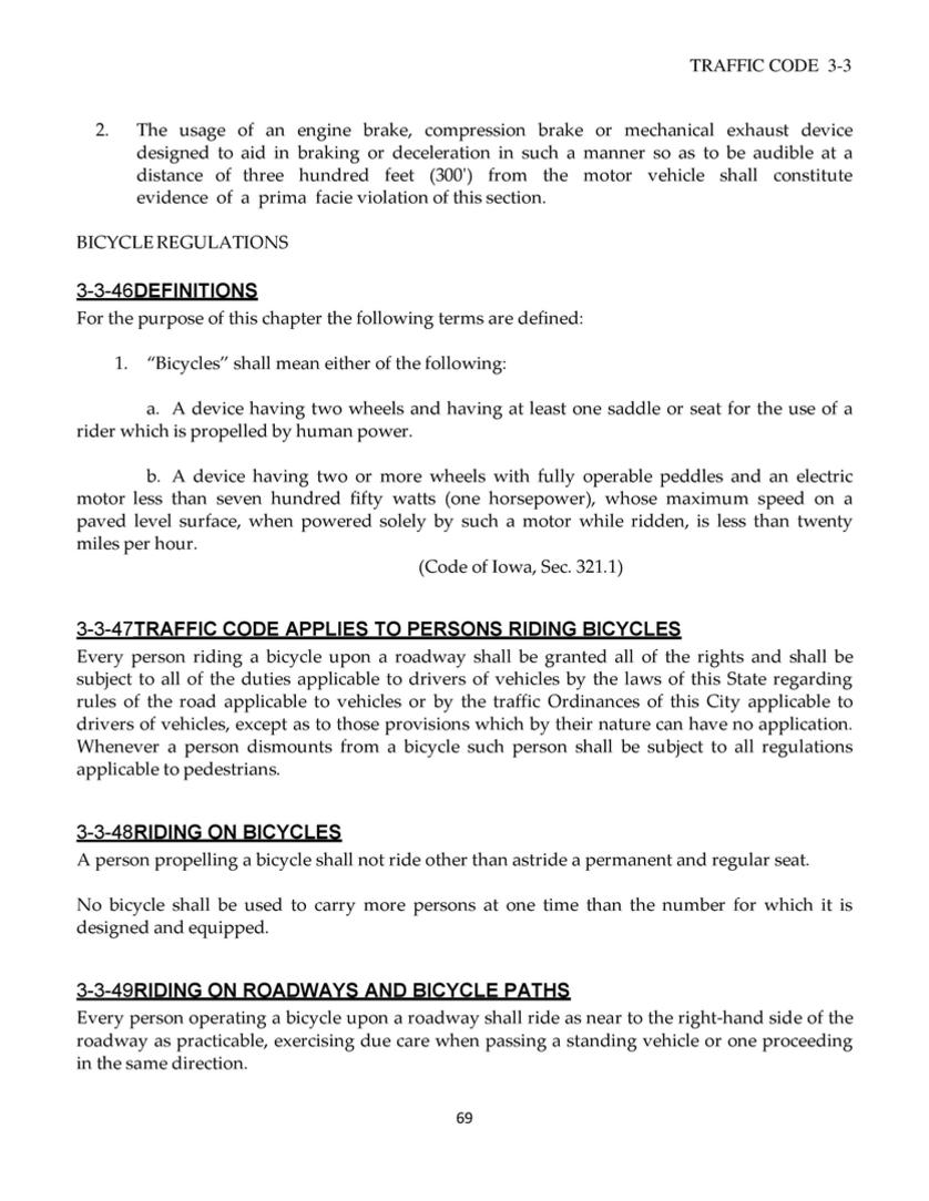 Ordinances Page 1