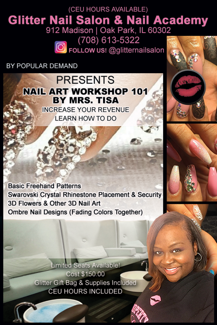 Nail Art Workshop Course