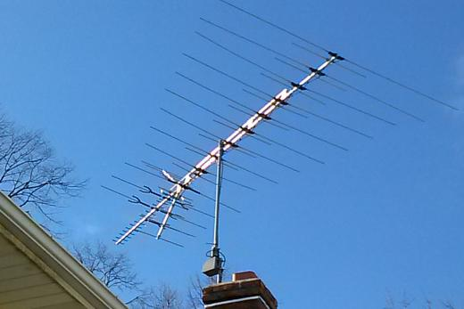Affordable Outdoor HDTV Antenna Installation Services And Cost in Edinburg McAllen TX | Handyman Services of McAllen