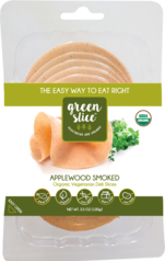 Green Slice organic vegetarian deli slices