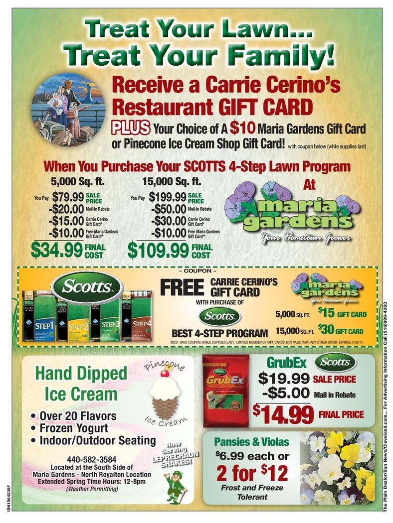 coupons current promo fliers
