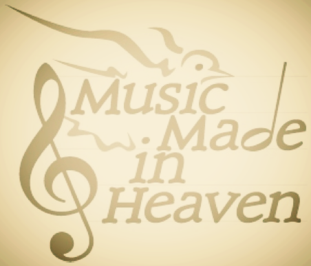 Music Made in Heaven homepage