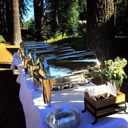 Lake Tahoe Catering Service