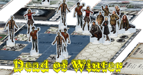 The Dead of Winter have come to Muskegon. Will you survive?