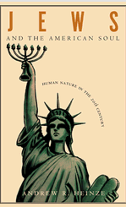 Jews American Soul Religion Psychology History
