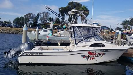 4 Pack Local Banks San Diego Bay Fishing Charter Four Pack