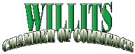Willits Chamber Of Commerce Logo