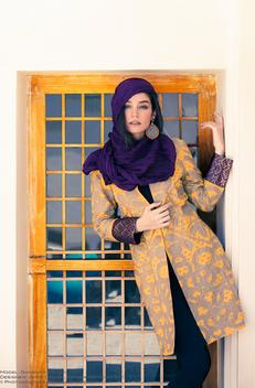 Iran Fashion Editorial Designer