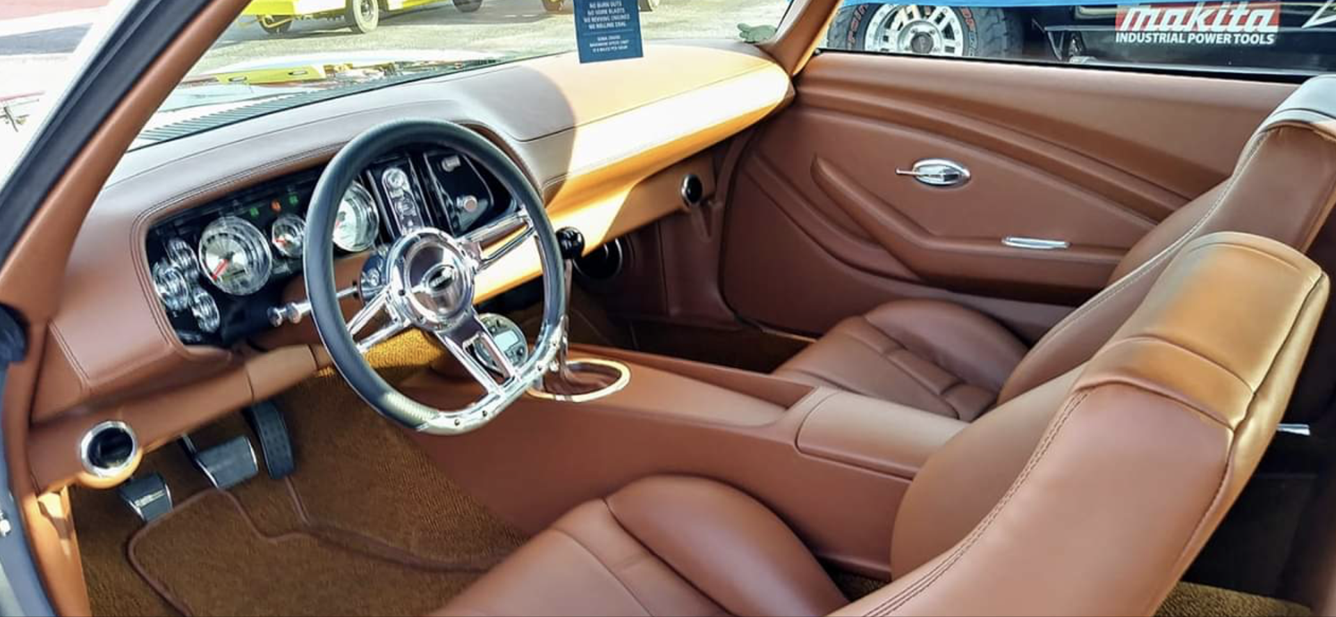 Modern Classics - Custom Car Interior, Custom Center Console