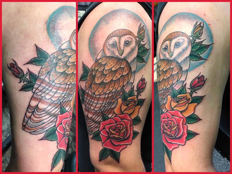 Tattoos - Heebee Jeebees Tattoos - Colorado Springs, Colorado