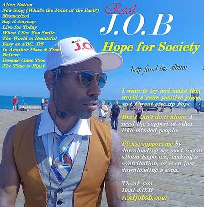 Real J.O.B Hope for Society