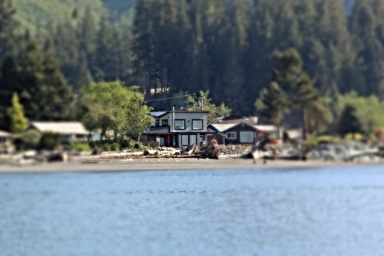 The Whale's Tale - a BC Vacation Rental