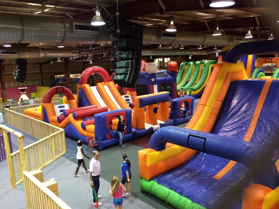 Family Fun Center - ClipartFest