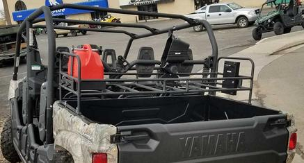 Yamaha Viking Rack