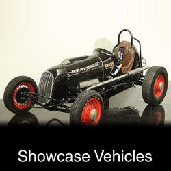 Showcase Vehicles